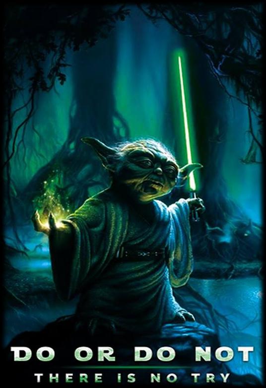 Yoda Principle